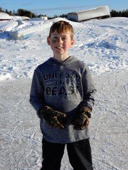 Ethan Morency, Age 10