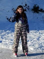 Maya Kippen, Age 10